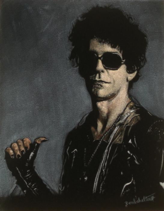 Lou Reed by bombshelter